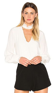 Klein Blouse in White