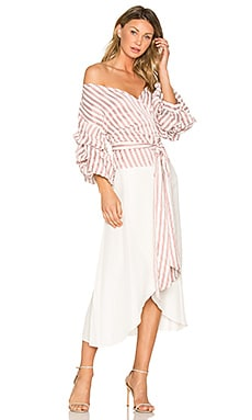 Armelle Top in Stripe