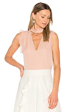 Lilibeth Tank in Rose