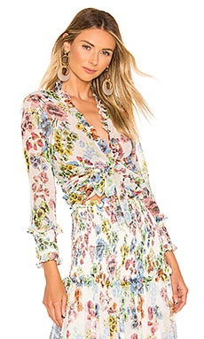 Missie Top Alexis $297 NEW ARRIVAL
