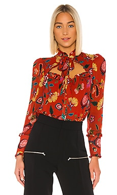 Elodie Top Alexis $330 NEW ARRIVAL