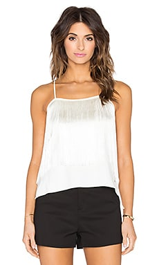 Alexis Aimee Tank in Off White