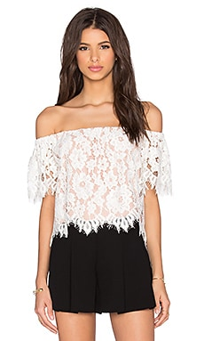 Alexis x REVOLVE Fernanda Top in White Lace