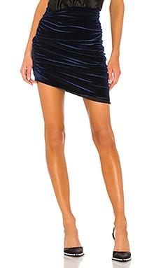 Cyrus Velvet Skirt ALIX NYC $215