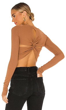 Coles Crop Top ALIX NYC $115 NEW