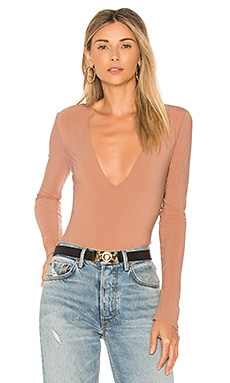 Irving Scoop Neck Bodysuit