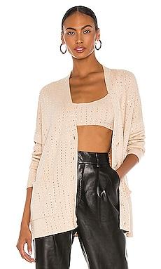 Embellished Oversized Cardigan Aya Muse $675