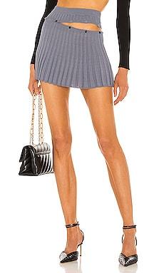 Onyx Mini Skirt Aya Muse $220 NEW