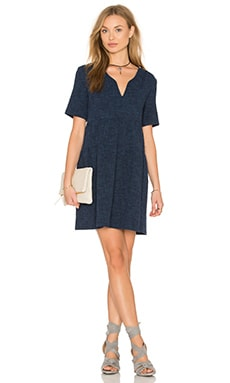 ba&sh Brune Dress in Jean