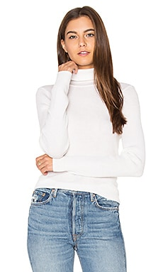 Pirate Turtleneck Sweater en Ecru