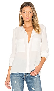 Molly Blouse en Ecru