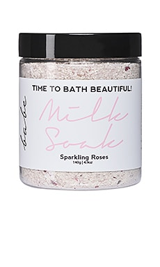 Sparkling Rose Bath Milk