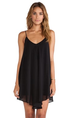 x REVOLVE Modern Love Dress in Black