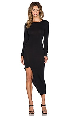 Backstage Jaclyn Dress in Black