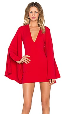 x REVOLVE Emily Dress in Red