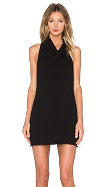 Monica Dress en Noir