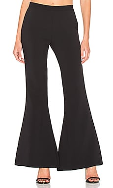 Escapade Pant in Black