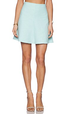 Backstage Catalina Skirt in Mint