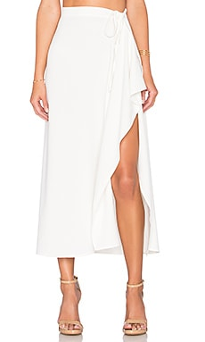 Alyssa Skirt in Ivory