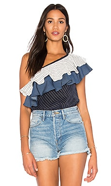 Empire Sleeveless Top