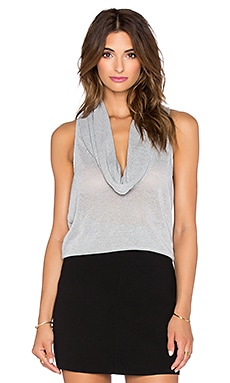 Backstage Manhattan Tank in Silver