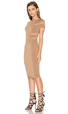 Delap Dress in Camel