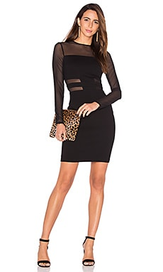 Dionne Dress in Black