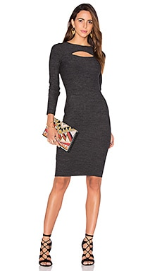 Social Life Dress in Black