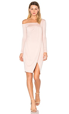 Christine Dress en Blush