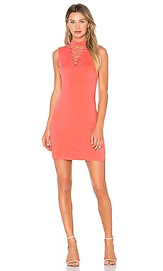 El Caiman Dress in Caliente