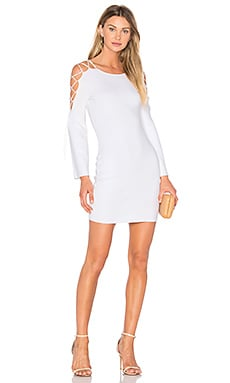 Daiquiri Sweater Dress in Chalk