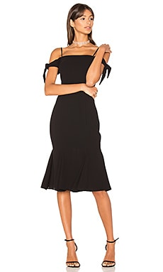 Solid Ipanema Dress in Black