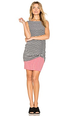 Dash Dress in Stripe