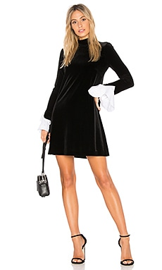 Dark Side Long Sleeve Dress