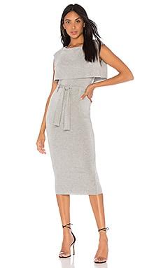 Купить Платье drop out - Bailey 44, Миди, США, Серый
