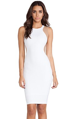 Bailey 44 Man Down Dress in White