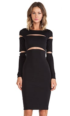 Bailey 44 Crippler Dress in Black