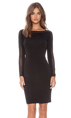 Bailey 44 Dopamine Dress in Black