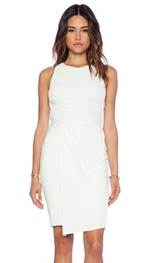 Bailey 44 Dorsey Dress in Ivory