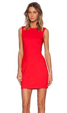 Tango Dress in Red