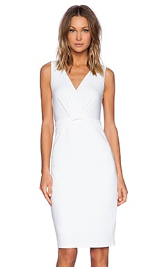 Bailey 44 Cryptogram Dress in White