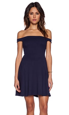 Bailey 44 Cabana Dress in Navy