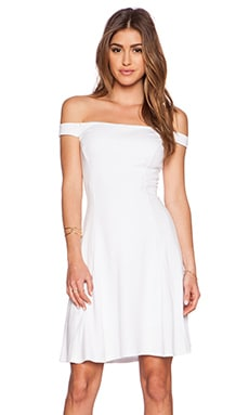 Bailey 44 Cabana Dress in White