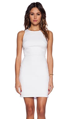 Bailey 44 Yachting Dress in White
