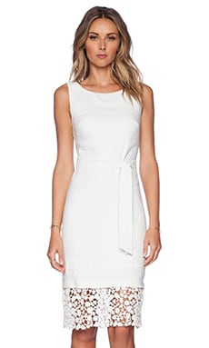 Bailey 44 Impala Dress in Star White