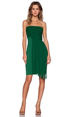 Sanremo Dress in Green