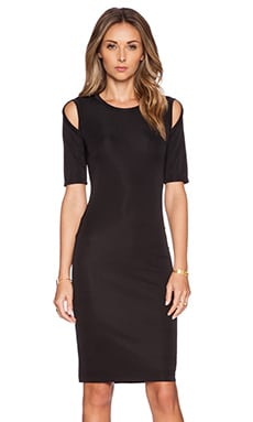 Bailey 44 Deck Dress in Black