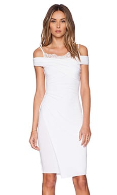Bailey 44 Dedans Dress in White