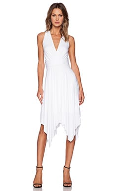 Bailey 44 Foxy Dress in White
