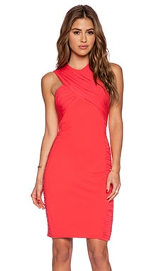 Thrill Ride Dress in Strawberry